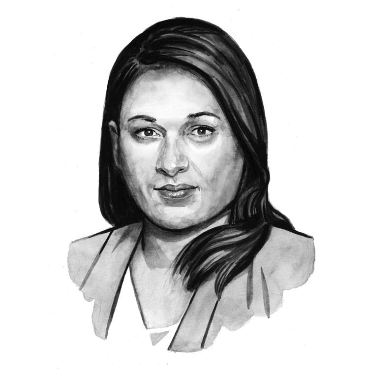 Karen Sketch